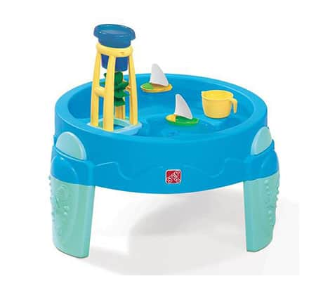 Step2 WaterWheel Activity Play Table