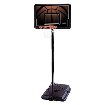 Lifetime 90040 Impact Height Adjustable Portable Basketball System