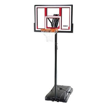 Lifetime 90491 Strong Arm Portable Basketball System