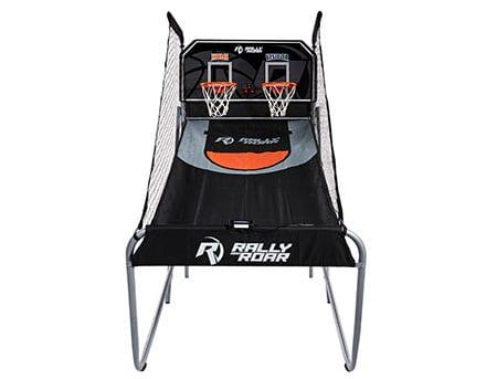 Rally Roar Shootout Basketball Arcade Game