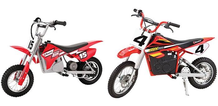 Razor MX400 vs MX500